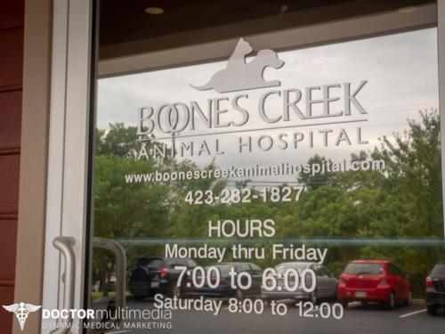 Boones Creek AH 1